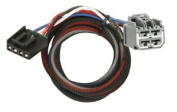 TEKONSHA 3045 Trailer Brake System Connector And Harness