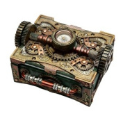 PG Trading 8508 16cm . Steam Punk Box with Compass
