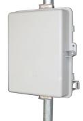 Tycon Systems UPS-PL2448HP-18 UPSPro Series 60W 200VA Outdoor UPS Backup Power Systems - 24V 18Ah Battery