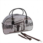 NorthLight 50cm . Decorative Vintage-Style Triumphal Arch Travel Bag & Purse