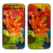 DecalGirl MMG2-COLOURS Motorola Moto G Second Gen Skin - Colours