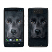 DecalGirl MDMA-BLK-LAB Motorola Droid Maxx Skin - Black Lab
