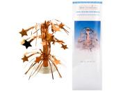 Bulk Buys KS930-96 Orange Cascading Centrepiece