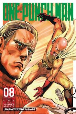 One-Punch Man, Vol. 8 (One Punch Man)