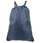 Harvest LM146 NAVY Large Drawstring Backpack
