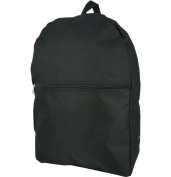 Harvest LM206 Black 43cm . Basic Backpack