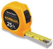 Komelon Usa Corporation SM3925 2.5cm . X 60cm . Fractional Tape Measure