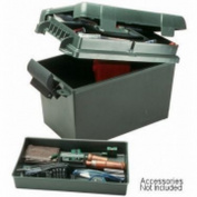 Bill Hicks & Co LTD MTM SPUD111 MTM DRY BOX TOP LID ACC W/TRAY 15X8X10 GREEN