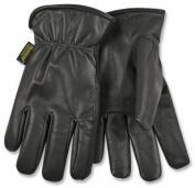 Kinco 93HK L Men Full Grain Goatskin Leather Glove - Large