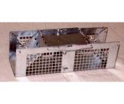 Woodstrean Corp W75 1020 7.6cm . W x 25cm . L x 7.6cm . H Two Door Mouse Trap
