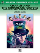 Alfred 00-25029S S CHARLIE & CHOCOLATE-MOVIESEL-PIF