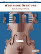 Alfred 00-41272S S Westridge Overture-Hso Book
