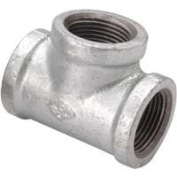 World Wide Sourcing 11A-3-8G .190cm . Malleable Tee Galvanised