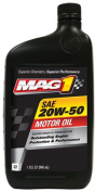 Mag 1 MG0454P6 20W50 Engine Oil Pack Of 6