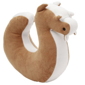 U-shaped Squirrels Neck Pillow Office Travel Pillows