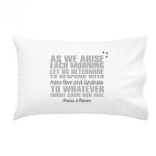 Oh, Susannah LDS Missionary Gift Missionary Pillow Case Religious Gift Religious Pillow Case Missionary Farewell Gift Sister Missionary Gift Grey Black