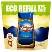 Kenco Rich Roast Eco Refill 150g - Pack of 2