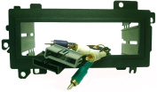 Replace an Infinity factory Radio - Dash kit and wire harness for installing a new Single Din Radio into a Dodge Avenger 1995-2000