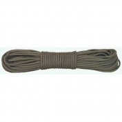 Fox Outdoor 82-10 15m Hank Nylon Braided Cord - Olive Drab