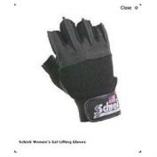 Schiek Sports H-520PXS Pink Womens Gel Lifting Gloves - XS