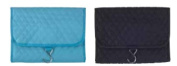 Joann Marie Designs JTTUQ Jewellery Tote -Turquoise Quilted Pack of 2