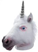 Morris Costumes FM71356 Unicorn Latex Mask