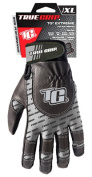 Big Time Products 9898-23 ExtraLarge Black Grey Extreme Glove