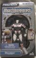Magnetix MagWarriors Decimac with Cryo-Ram