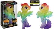 My Little Pony Limited Edition Glitterific Rainbow Dash Hikari Sofubi Vinyl Figure
