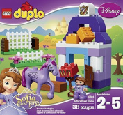 block DUPLO (38pcs) Sofia the First Royal Stable Toy for Kids Figures Building Block Toys