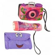 Nickelodeon Dora The Explorer Camera Kit