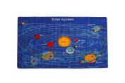 Kids Area Rug - Solar System Design