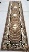 Traditional Long Persian Runner Area Rug Beige Design #101