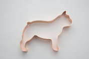 No. 1 Boston Terrier Dog Cookie Cutter