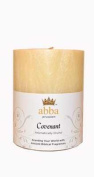 Abba Products 84708 Candle - Covenant 3 x 4 Palm Pillar