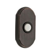 Baldwin 9BR7017-001 Wired Arch Bell Button - Venetian Bronze