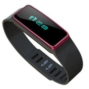 Adventure Labs IR113B-Red App controlled Sports Bracelet Red