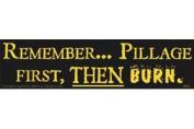 AzureGreen EBREM Remember Pillage First Then Burn