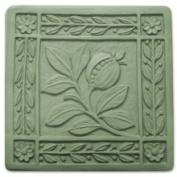 Garden Moulds X-ARTN8055 Art Nouveau Tile Stepping Stone Mould - Pack of 2