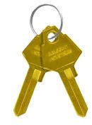 Salsbury 77729 Key Blanks - For Key Padlocks