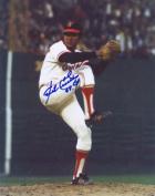 Real Deal Memorabilia MCuellar8x10 Mike Cuellar Autographed Baltimore Orioles 8x10 Photo with 1969 CY Inscription