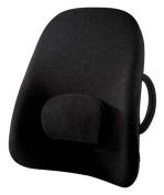 Lowback Backrest Support Obusforme Black