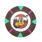 Bry Belly CPRR-25c 25 Roll of 25 - Rock & Roll 13.5 gramme - 25c - cents
