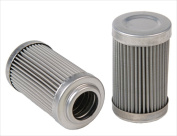 AEROMOTIVE 12635 40 Micron Stainless Steel Element For 12635