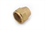 ANDER METAL 70401408 Lead Free Short Nut 1.3cm .
