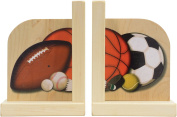 Sports Bookends - Made in USA