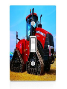 Case Tractor Light Switch Plate