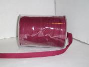 Burgundy/Wine Double Fold Bias Tape 50 Yds. 1.3cm
