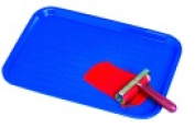 Vollrath Inking & Paint Tray - 30cm x 41cm . - Royal Blue