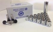 West Coast Wheel Accessories W55125STO 5 Lug Wheel Installation Kit